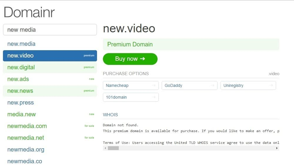 Как правильно выбрать домен для сайта интернет магазина? — компания «Brainlab». Фото 3