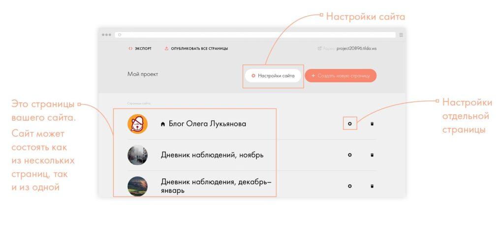 Як створити сайт на тильді: Покрокова інструкція — компанія «Brainlab». Фото 10